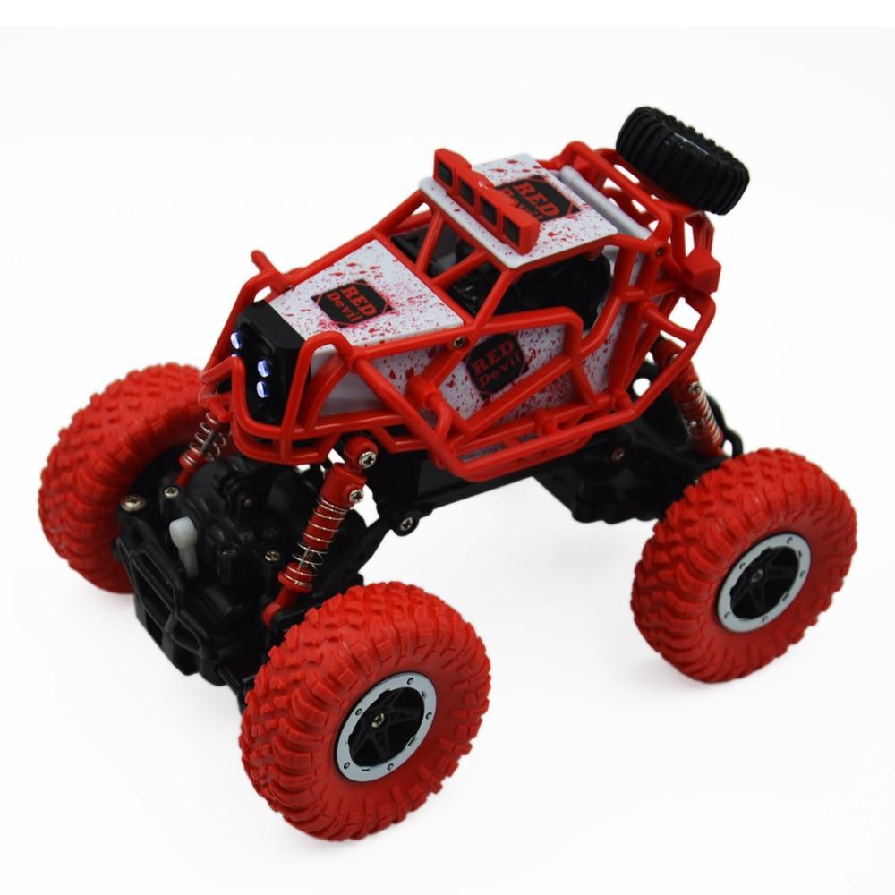 Vorsichtig 1:12 High Speed Rc Auto Elektrische Lkw 4wd Fernbedienung Off-road Fahrzeug 2,4 Ghz 4x4 Stick Bigfoot Auto Rtr Spielzeug Für Jungen Kinder Rc-lastwagen