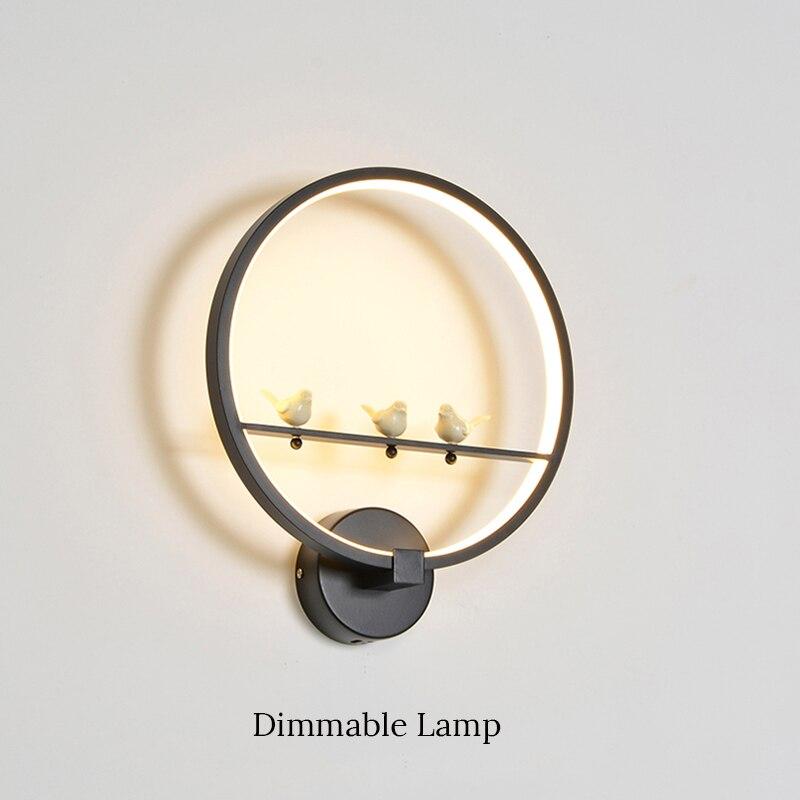 Hot Selling Modern LED Wall Lamp for Bedroom Living Room dinning room Wall Light AC85-265V Indoor Lighting for Home Decoration