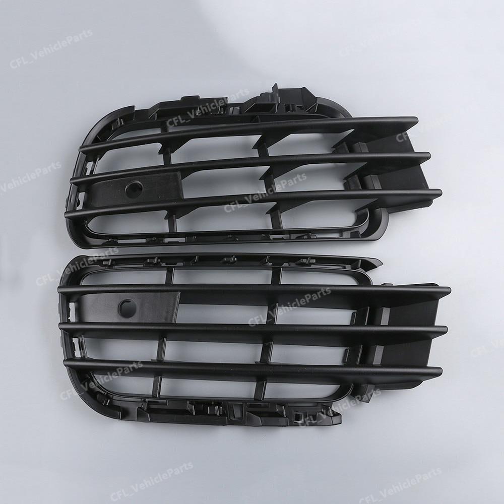 Right Front Bumper Bracket Fit 2011-2014 VW Volkswagen Touareg New Pair Left