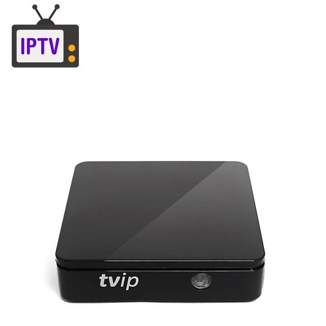 Original Tvip415 Tvip412 Tvip410 Linux Android TVIP S-BOX IPTV/OTT BOX v.415 v.412 v.410 Media Player M3U Stalker