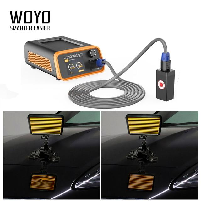 WOYO PDR007 PDR أدوات الطلاء دنت التعريفي سخان أداة إصلاح للقضاء على الخدوش المرآب