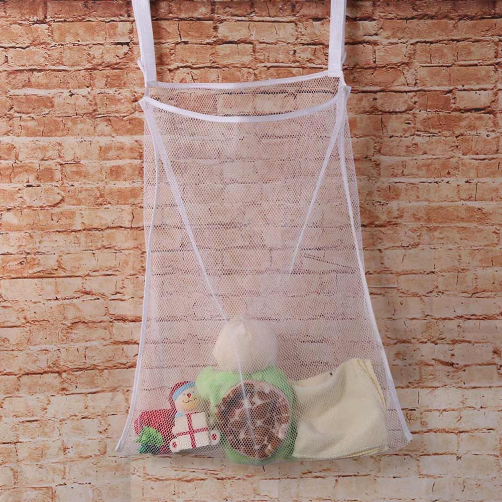 Детская грязная одежда многоцелевой органайзер для кроватки кровать висячая домашняя большая кроватка окружность Висячие хранения грязная одежда