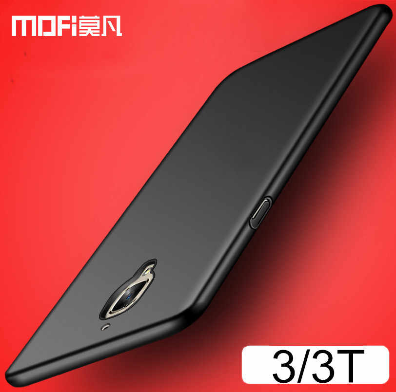 Oneplus 3 Case Original Oneplus 3t Case Cover Hard Back Protection Mofi One Plus 3 Cover One Plus 3t Case 1 Plus 3 Capas Case Cover Case Originalcase Plus Aliexpress