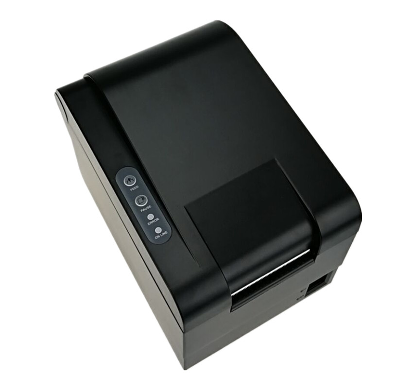 high quality clothing tag printer 58mm Thermal barcode sticker printer Qr code the non-drying label Bar code POS printer