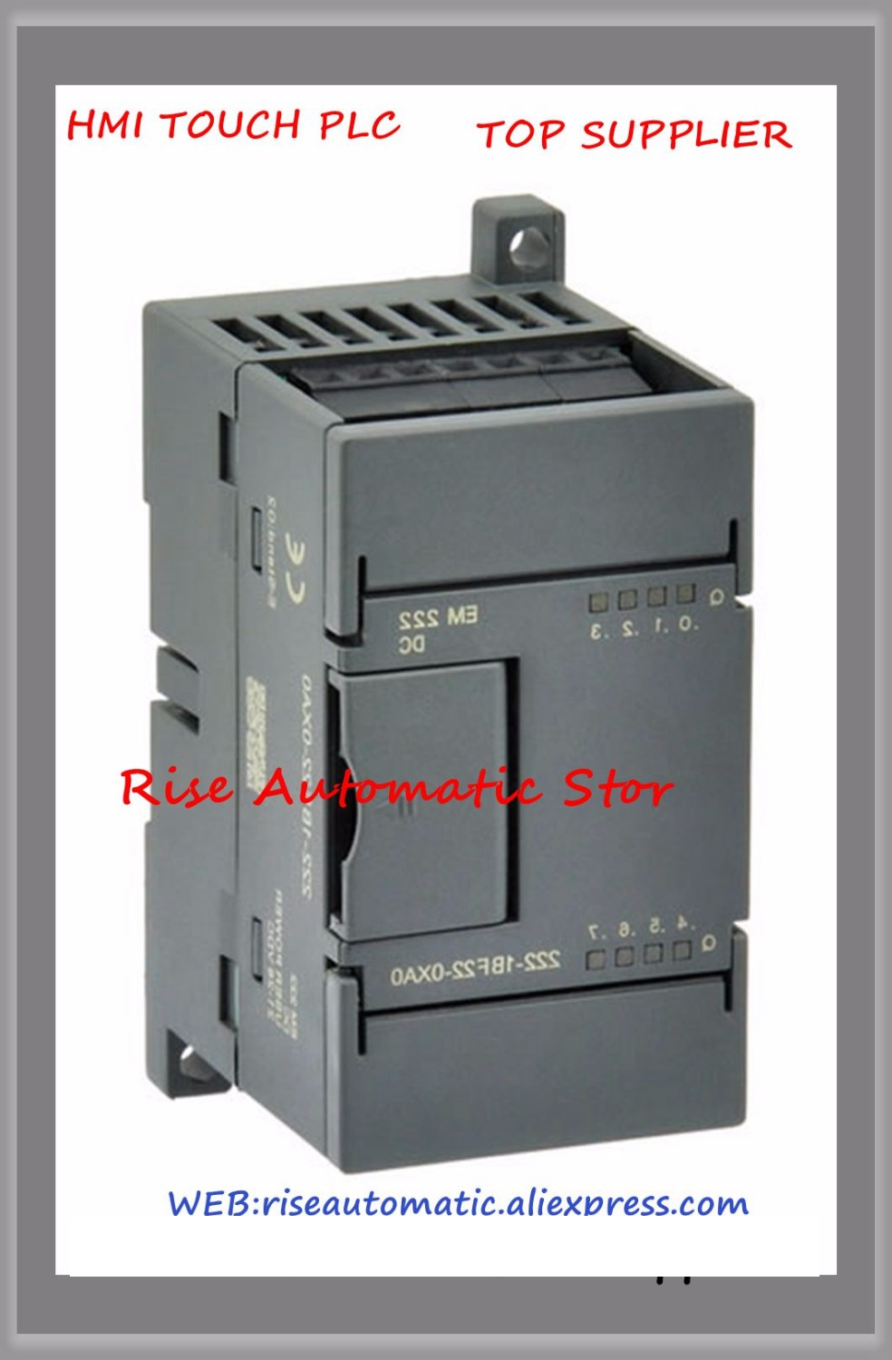 New Original PLC Module 6ES7 222-1BF22-0XA0 100% test good quality new original rexroth runner block ball carriage r162221322 slider 100% test good quality