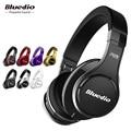 2019 Bluedio U(UFO)high-end bluetooth headphones wireless headset with microphone Patented 8 Drivers/3D Sound/HiFi