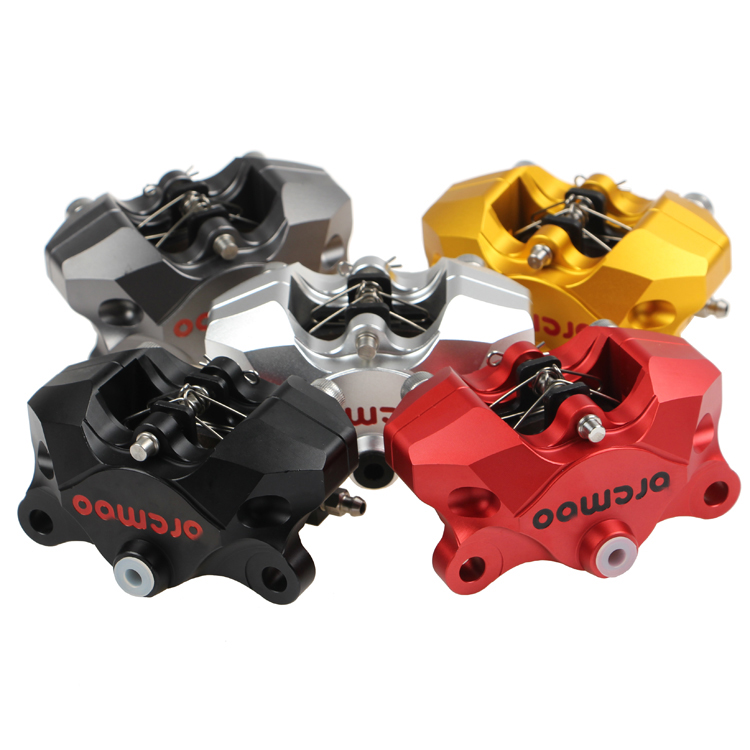 Фотография Brake Calipers Motorbike Hydraulic Disc Front Rear Wheel Brakes Pump Cylinder for AVT Dirt Street Bike Yamaha Honda Kawasaki KTM