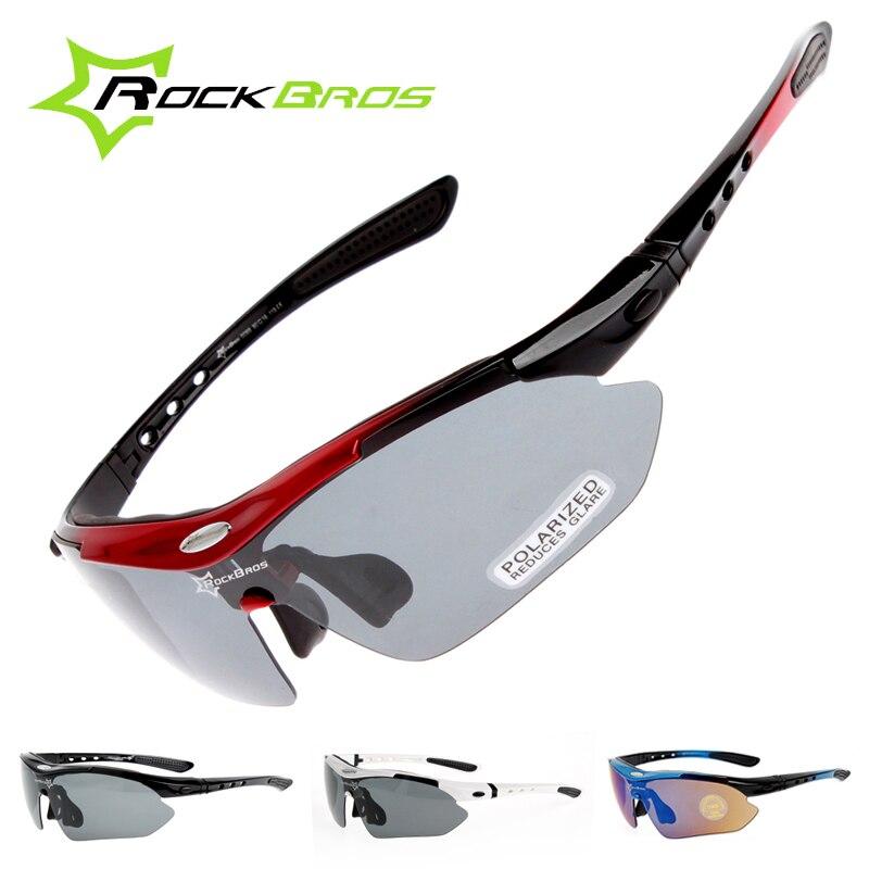 ROCKBROS Polarizētas sporta saulesbrilles Riteņbraukšanas brilles - Riteņbraukšana