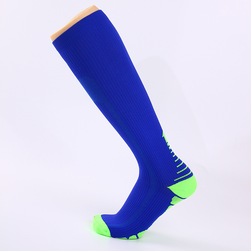 3731b7a61f3e64 david angie Color Socks Men Women Pressure Circulation Compression  Stockings Medical Varicose Veins Socks Support, 1Yc3022-in Men's Socks from  Underwear ...