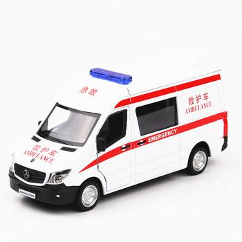 1 36 Benz policja i pogotowie samochód zabawka samochód metalowa zabawka Diecasts i pojazdy zabawkowe Model samochodu samochody zabawkowe dla dzieci tanie i dobre opinie CN (pochodzenie) 3 lat Inne Benz police ambulance no fire