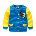 Kids sweatshirts for baby girl boy fight sleeve baby top sports outerwear girls boys cardigan spring and autumn