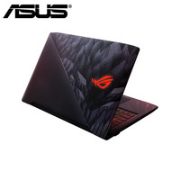 15.6inch Gaming Laptop ASUS ROG STRIX Hero S5AM Hero 8GB RAM 1TB HDD+256 SSD Intel Core I7 7700HQ CPU NVIDIA GeForce GTX 1060