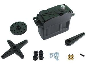 Image 3 - K power M3500 35KG Digital DC motor metal gear rc servo for RC car/rc boat