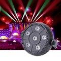 60W  Laser Projector Professional LED Stage Laser Projector Lighting Dance Party Disco DJ Club LED Par Light US Plug
