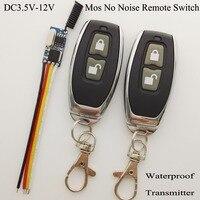 Sistema di Trasmissione dati Micro Interruttore di Comando A Distanza Video Downlink Interruttore A Distanza Anti-interferenza RF RX TX DC 3V3. 3V3. 7V5V6V9V