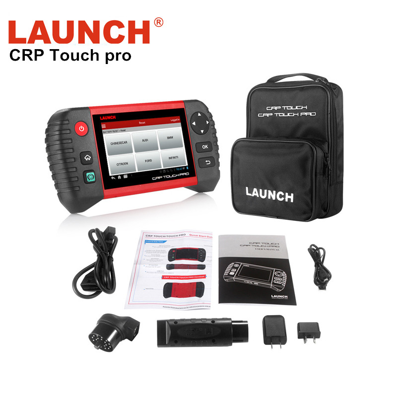 Hot sale Newest Launch Creader CRP Touch Pro / CRP129 Full System Diagnostic EPB/dpf/TPMS/ Service Reset /Wi-Fi Update Online