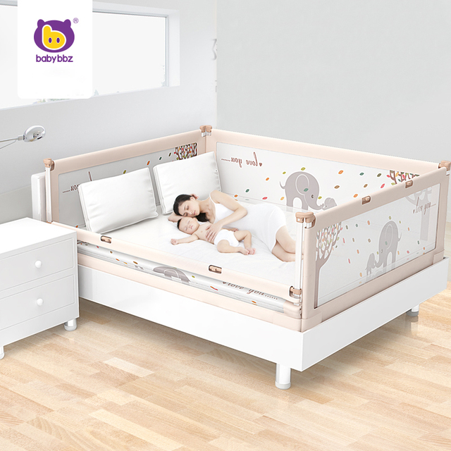 Babybbz Baby Bed Playpen Safety Gate Protection for Child