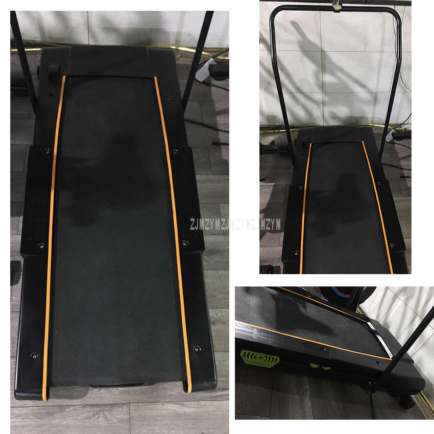 H9 Mini Treadmill Electric Folding Running Training Fitness Treadmill Remote Control Home Sport Fitness Equipment 1850W 220V