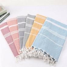 180*100 см полотенца прямоугольный гобелен одеяло-покрывало шаль путешествия хлопок абсорбент полотенца волокно пляжные сушки мочалка душ