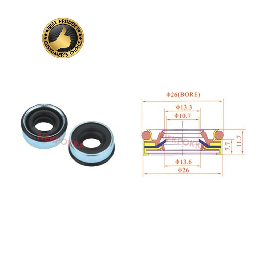 A//C Compressor Shaft Seal Kit  Fits Sanden 708 709