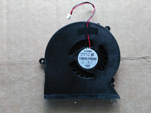 New laptop cpu  cooling fan for  Hasee A560N-I3 EMT501 13B050-FR6000
