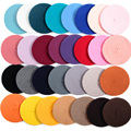 Hot Sell 2017 Cheap Fashion New Women Wool Solid Color Beret Female Bonnet Caps Winter All Matched Warm Hat Ski Cap 20 Colors
