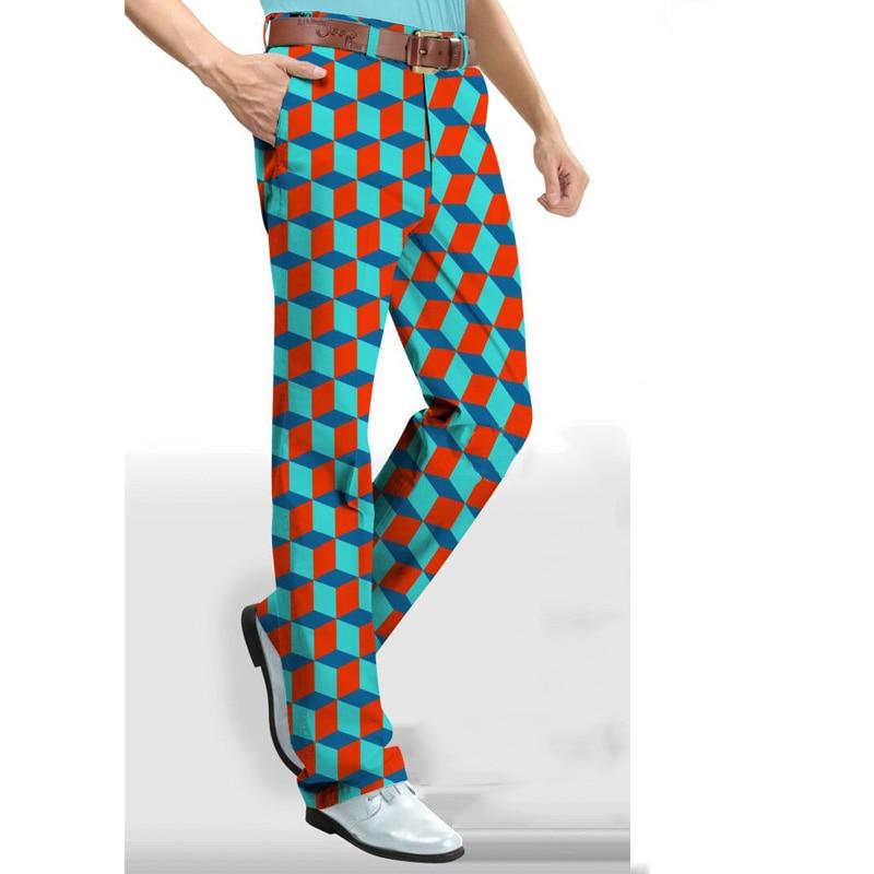 Popular Plaid Golf Pants for Men-Buy Cheap Plaid Golf Pants for ...
