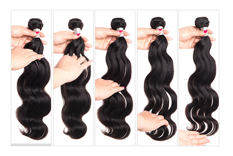 Three Bundles Peruvian Straight Hair Bundles With Closure 100% Human Hair Bundles With Closure Surprise lady Remy Hair Bundles HTB1rC8Xh8DH8KJjSspnq6zNAVXaw