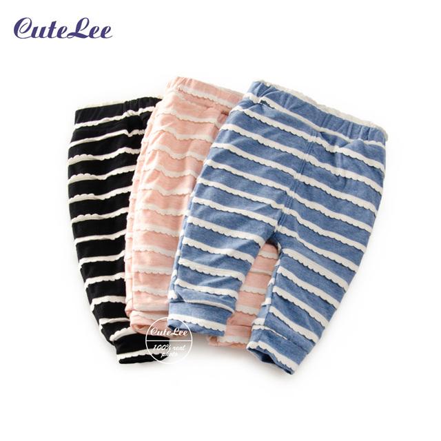Rendas calças de lã de algodão do inverno do bebê recém-nascido da roupa do bebê da menina do menino harem pants inverno meninas calças busha broekjes broeken