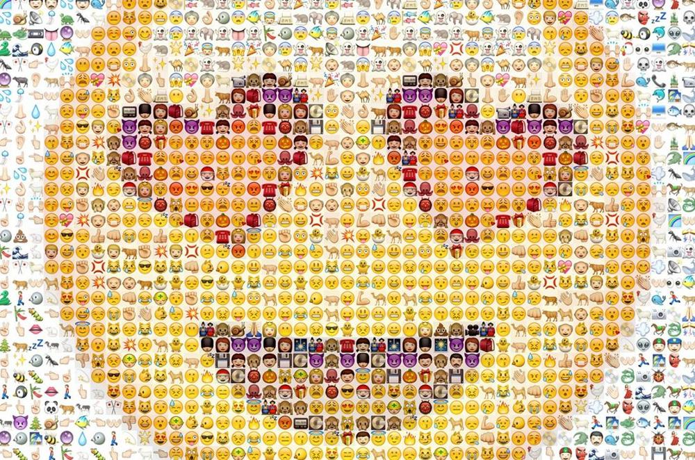 Smiley face The wooden puzzle 1000 pieces ersion jigsaw puzzle white card adult children's educational toys