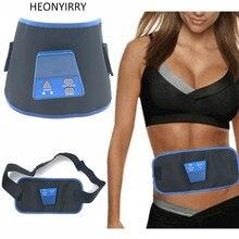 ABGymnic AB Gymnic Electronic Body Muscle Arm leg Waist Abdominal Face Exercise Toning Belt Face Slimming