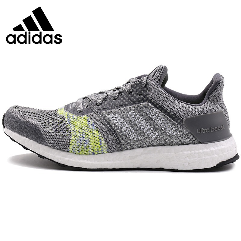 d45a8e01bf034 New adidas Ultra Boost St Mens Size Running Shoes Grey Cq2147 Parley  Athletic Shoes