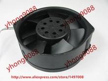 Free Shipping Emacro IKURA U7556KX-TP AC 230V 43/40W 2-wire Server Round Cooling fan