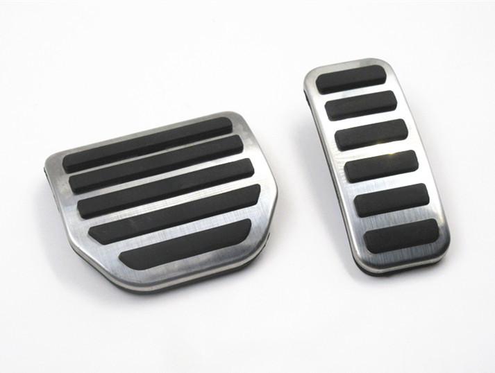 Image 4 - Car Accelerator Gas Foot rest Modified Pedal Pad for Land Range Rover Sport Discovery 3 4 LR3 LR4 Refit Decorate Accessory-in Interior Mouldings from Automobiles & Motorcycles
