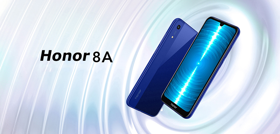 Honor 8A 10
