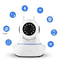 2018 Бросился Real 720p Hd V380 Ip-камера Wi-Fi Беспроводная Сеть P2p Главная Cctv Безопасности