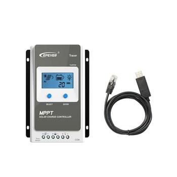 Tracer1210AN 1210AN EPsloar 10A MPPT Solar Charge Controller 12V 130W 24V 260W 1210A