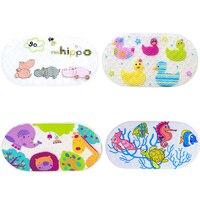 Kids Cartoon Non Slip Suction PVC Safety Bath Shower Mat