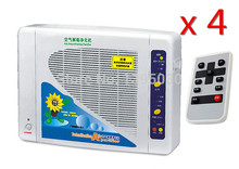 4PCS Lot GL 2108 New Air Purifier with Negative ion and Ozone Air Cleaning Filter With