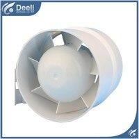 Good Working New For Catheter Fan Fan Mute Round Fan 4 Inch Bathroom Exhaust Fan 100
