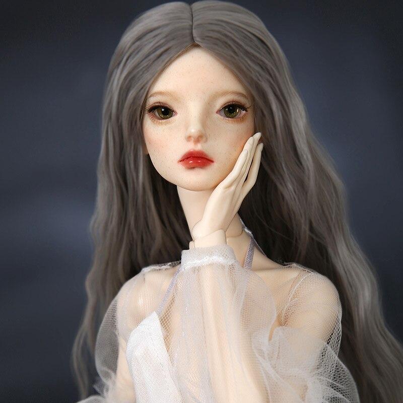 구체관절 인형 Freedomteller 1/4 sybil bjd sd 인형 44cm 소녀 슬림 바디 프리 아이 볼 패션 샵 lillycat-에서인형부터 완구 & 취미 의  그룹 1