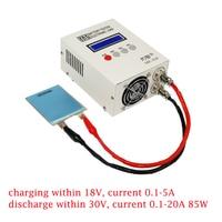 EBC-A20 Batterie Kapazität Tester Lithium-Batterie Eisen Lithium Ternären Ladung und Entladung Instrument 20A Elektronische Last