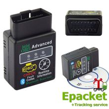 Car Fault Scanner Computer Diagnostic Scan Tool Pro OBD2 Advanced ELM327 V2.1 Bluetooth Car Scanner Diagnostic Scan Tools