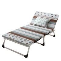 Mueble exterior Mueble Silla Playa sofá Cum Silla reclinable salón De Jardin cama plegable muebles De exterior Chaise Lounge