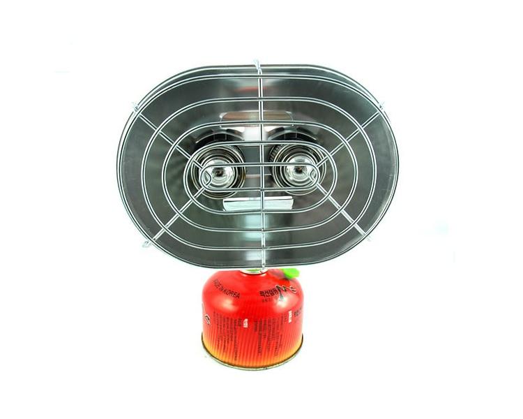 BRS lauko šildymo viryklė Dvigubo galvutės infraraudonųjų spindulių šildytuvas lauko šildytuvas BRS-H22