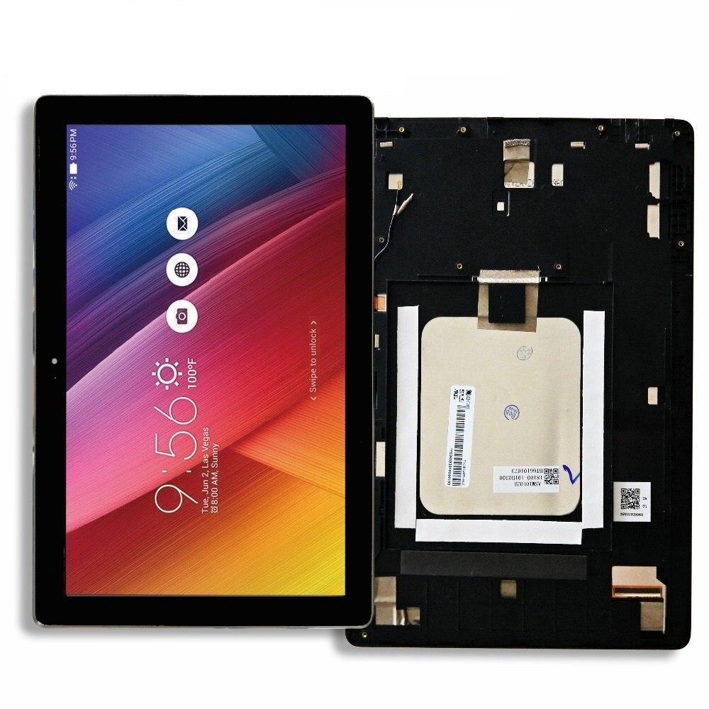 Écran lcd NV101WUM-N52 ensemble numériseur à écran tactile compatible pour ASUS ZenPad 10 Z301M Z301ML Z301MFL P028 P00L Z300M P00C