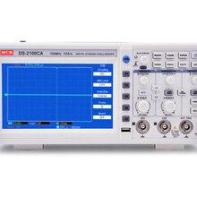MCH цифровой осциллограф двухканальный 100 м выборка 1 ГГц осциллограф