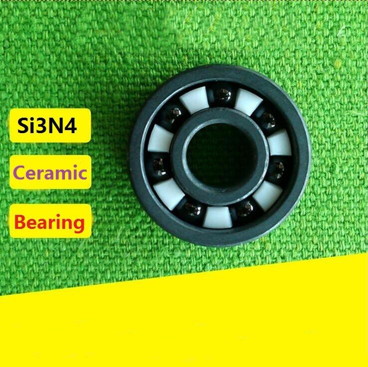 4pcs 10pcs SI3N4 full Ceramic bearings 693 694 695 696 697 698 699 ceramic deep groove
