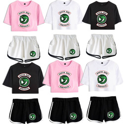 Southside Riverdale Tshirt Cosplay Costume Riverdale Shorts Sport Shorts South Side Serpents Riverdale Shirt Suits Clothes