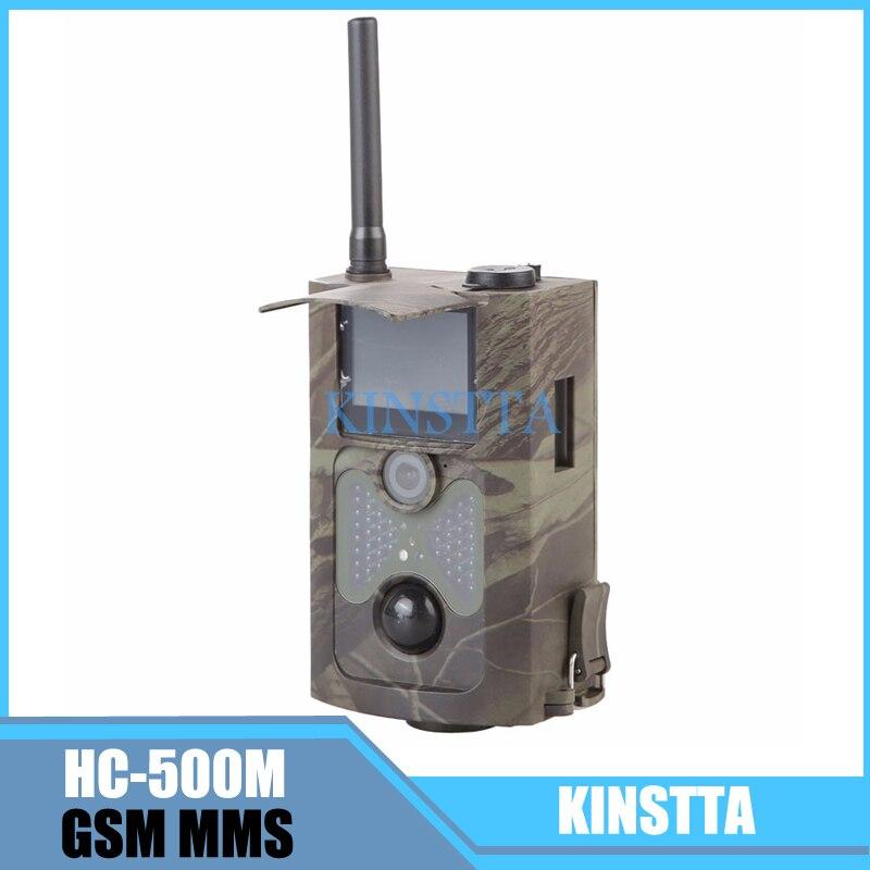 HC 500m Gprs MMS Email Notification Scouting Hunting font b Camera b font Digital Infrared font